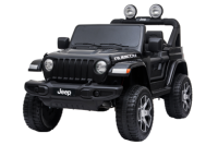 12V Licensed Jeep Rubicon 2 Seater Ride On Car